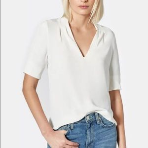 JOIE ANCE SILK TOP X SMALL PULL OVER
